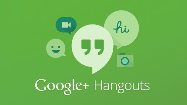 Google Hangouts ile Arama Yapılabilecek