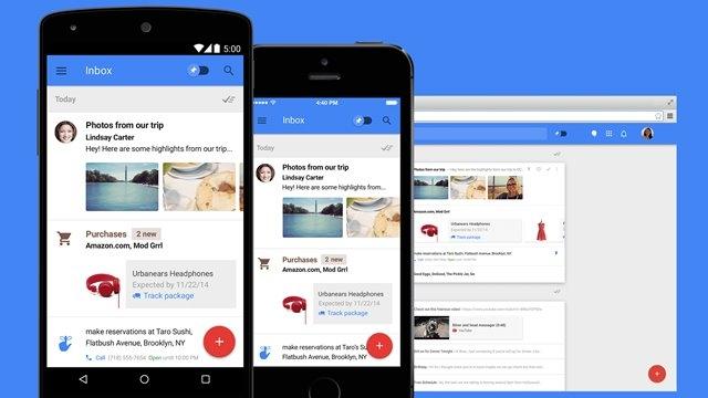 Google Inbox İle Tüm E-Postalar Bir Arada