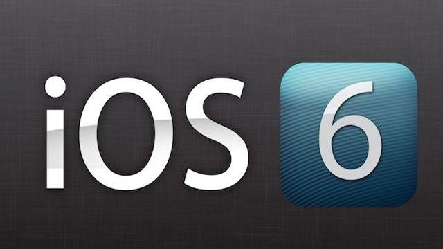iOS 6.0.2 Ses Sorunları Tepkileri Üzerine Topladı