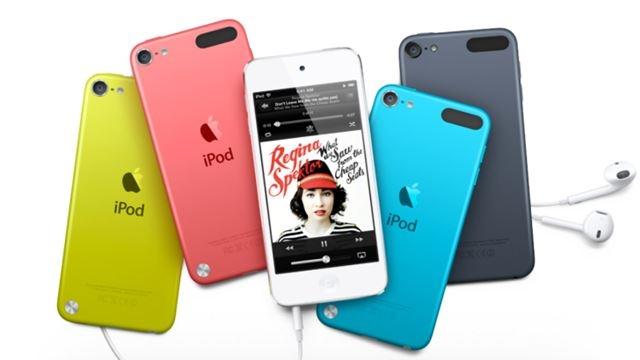 Apple 100 Milyondan Fazla iPod Touch Sattı