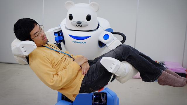 Japonların Robotlara Olan Düşkünlüğü Meğer Bundanmış!
