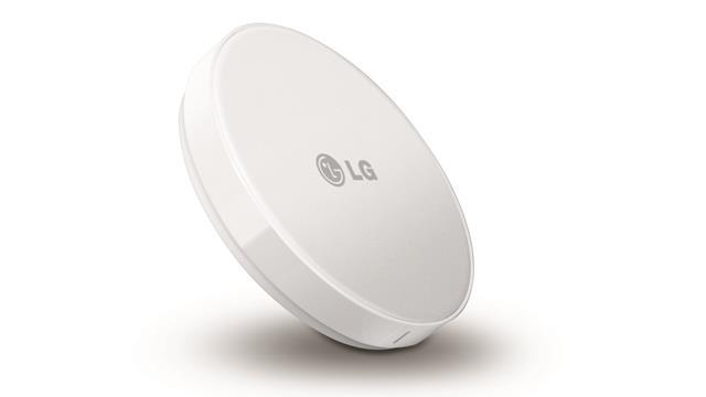 LG'den Dünyanın En Küçük Kablosuz Şarj Aleti