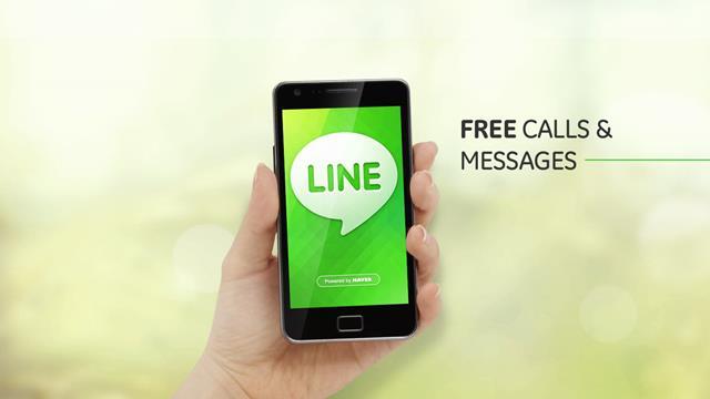 LINE Messenger 150 Milyon Kullanıcıya Ulaştı