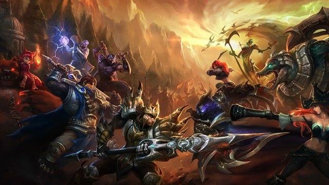 League of Legends 27 Milyon Günlük Aktif Kullanıcı Sayısını Geride Bıraktı