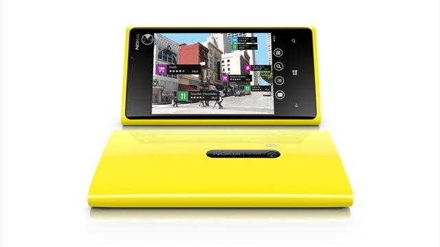 Nokia Lumia 920 2012 Yılında 12 Ödül Kazandı