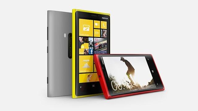 Nokia Lumia 920 Tekrar Amazon'un En Çok Satanlar Listesinde
