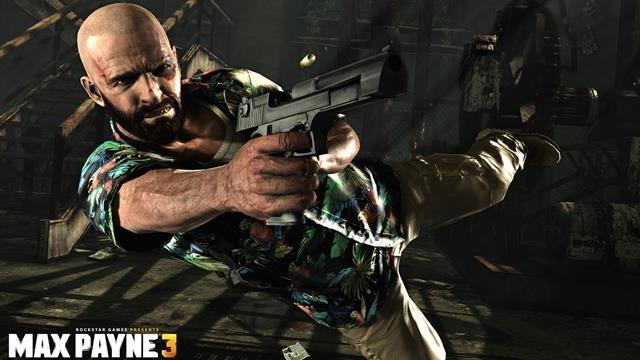 Max Payne 3 Bir Yılda 4 Milyon Adet Sattı