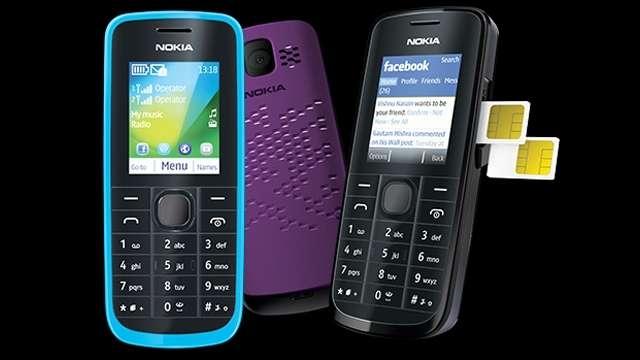 Nokia Yeni Akılsız Modeli 109'u Duyurdu!
