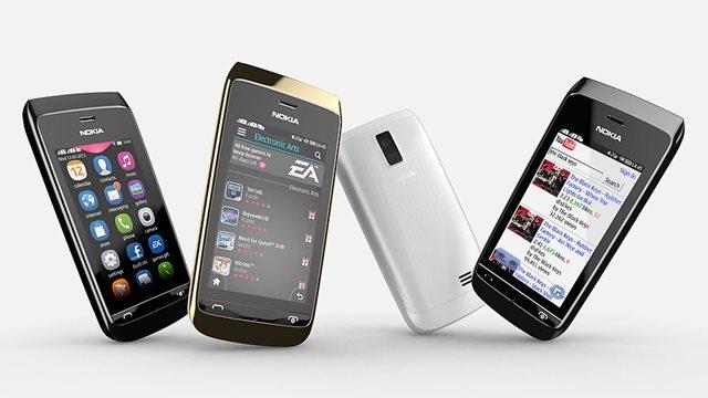 Nokia Asha 310'u Duyurdu