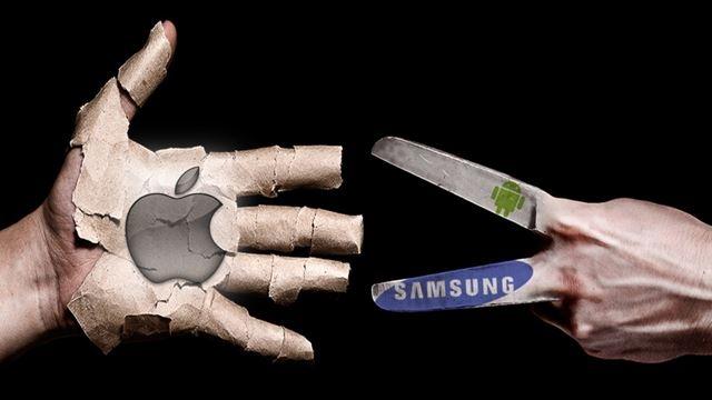 Samsung Apple'ı Bir Kez Daha Geride Bıraktı