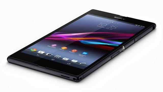 Sony Xperia Z Ultra Tanıtıldı