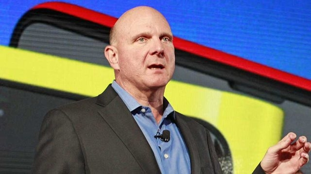Steve Ballmer Yılın En Kötü CEO'ları Arasında