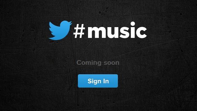 Twitter'ın Müzik Servisi ve iOS Uygulaması Yayına Başladı