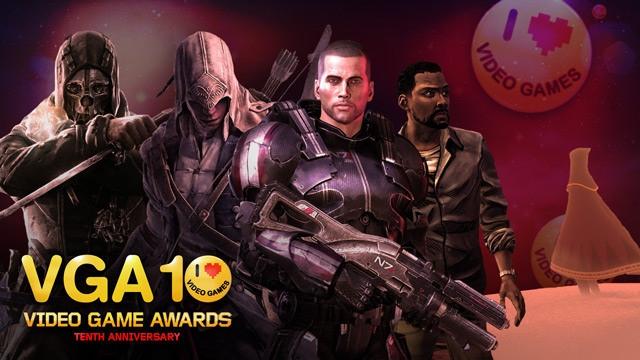 Video Oyunu Ödülleri 2012 Kazananları Belli Oldu