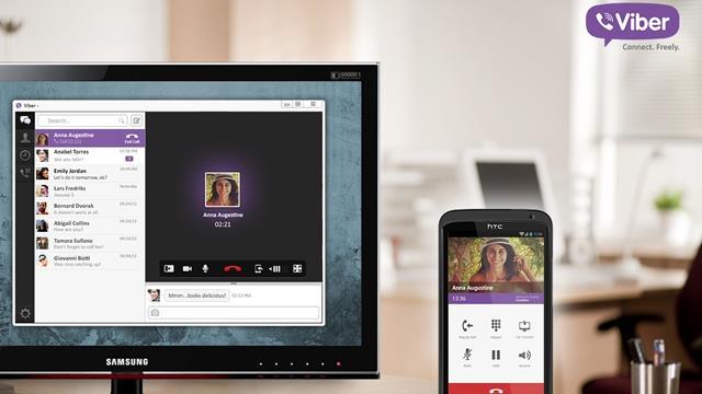 Viber'ın Windows ve Mac Sürümleri Yayınlandı