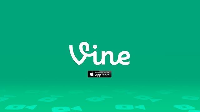 Vine Dünyanın En İyi Ücretsiz iOS Uygulaması