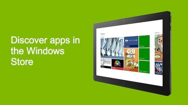 Windows 8 Mağazası Büyümeye Devam Ediyor