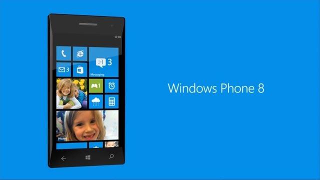 Windows Phone Avrupa Pazarı'nın Yüzde 8.2'sini Ele Geçirdi