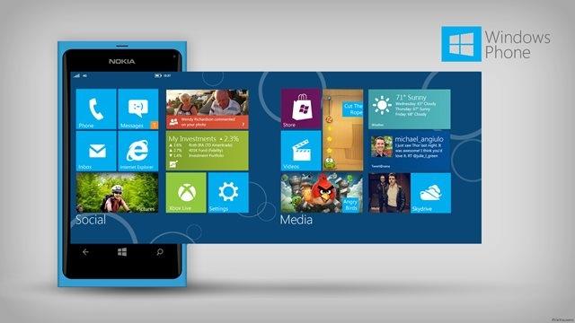 Microsoft Windows Phone 8 için 50 Farklı Dil Seçeneği Sunuyor