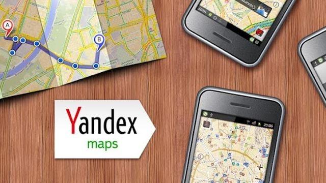 Kuşadası ve Didim Panoramaları Yandex Haritalar'da