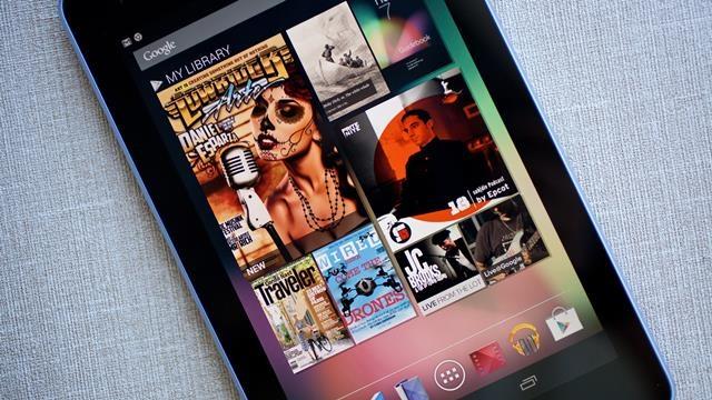 Asus Yeni Nesil Nexus 7 ve Intel Tabanlı Akıllı Telefon için Hazır