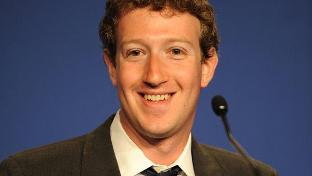 Zuckerberg 2012 Yılının En Hayırsever İkinci İnsanı Oldu