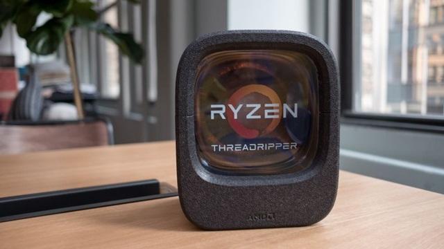 AMD, 8 Çekirdekli Ryzen Threadripper 1900X İşlemcisini Tanıttı