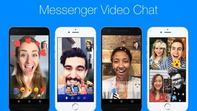 Facebook Messenger'a Yeni Filtreler Geldi