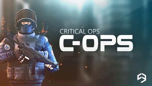 Critical Ops, 25 Milyon İndirmeyi Geride Bıraktı