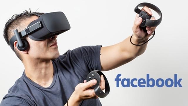Facebook'tan Sanal Gerçeklik Gözlüğü Geliyor!