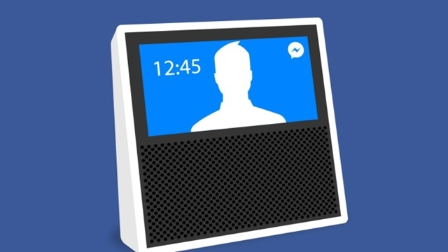 Facebook'tan Video Sohbet Cihazı Geliyor