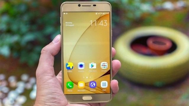 Samsung Galaxy C7 2017'nin Bazı Teknik Özellikleri Sızdırıldı