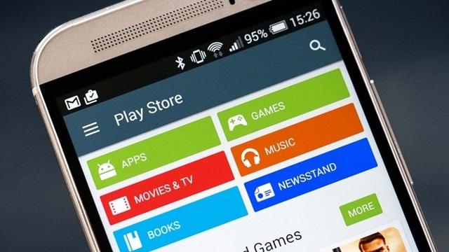 Google, Play Store'un Arama Algoritmasını Değiştirdi