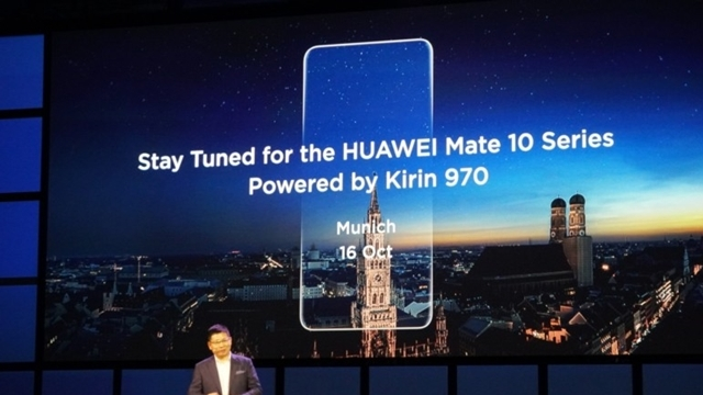 Huawei Mate 10 ve Mate 10 Pro Tanıtım Tarihi Belli Oldu