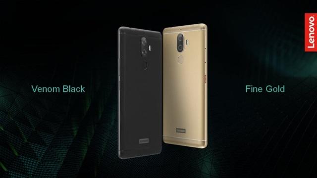 Lenovo K8 Note, Saf Android ile Geliyor!