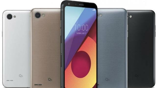 LG Q6+ Hindistan'da Tanıtılacak