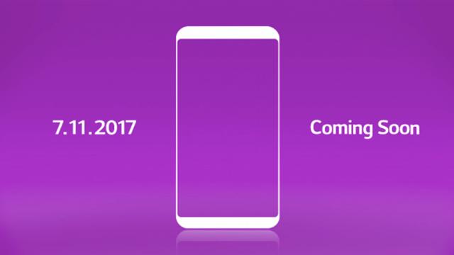 LG Q6'nın Ekranı 18:9 Formatında Olacak