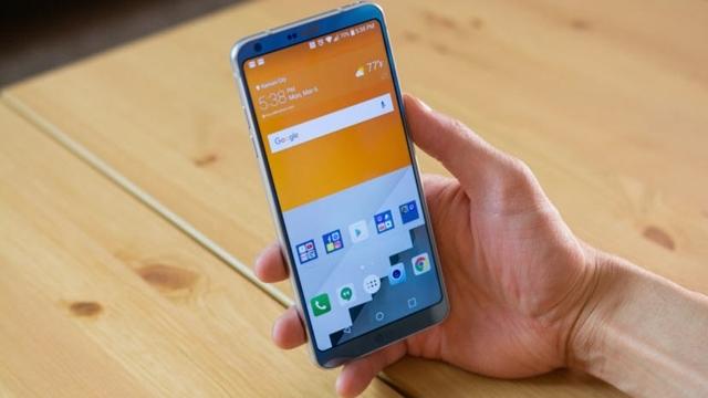 LG'den G6'ya Kardeş Geliyor: LG Q6