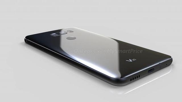 LG V30'un Çıkış Tarihi Açıklandı