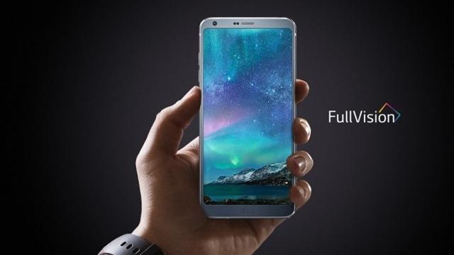 LG, V30'un OLED Ekrana Sahip Olacağını Doğruladı