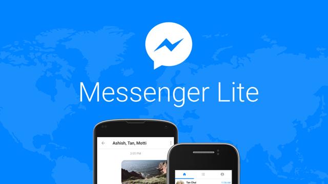 Facebook Messenger Lite, 50 Milyon İndirilmeyi Geride Bıraktı