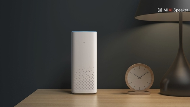 Xiaomi Akıllı Hoparlörü 'Mi AI Speaker'ı Tanıttı