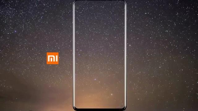 Xiaomi Mi Mix 2, Neredeyse Çerçevesiz Ekrana Sahip Olacak