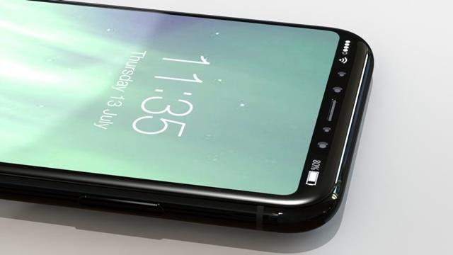 iPhone 8 Tasarımı Bir Defa Daha Sızdı