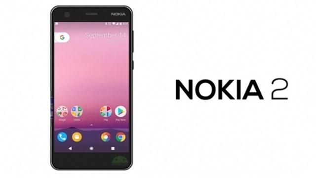 Dev Bataryalı Nokia 2 Sızdırıldı!