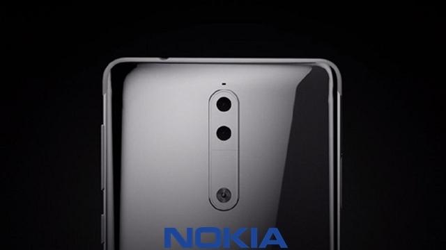Nokia'dan Yeni Telefon: Nokia 8!