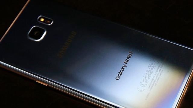 Samsung, Galaxy Note 7'nin Parçalarını Geri Dönüştürüyor