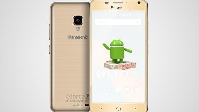 Panasonic'ten Giriş Seviyesi Akıllı Telefon: Panasonic P9