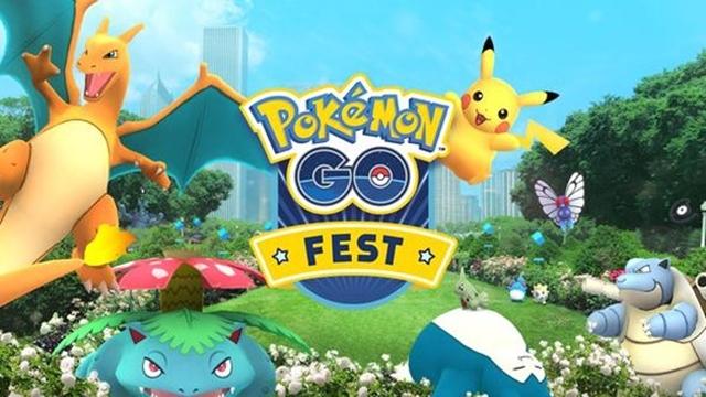 Pokemon GO Fest Tam Bir Kabusa Dönüştü