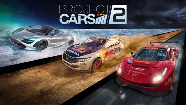 Project Cars 2'de Yer Alacak Tüm Arabalar Belli Oldu